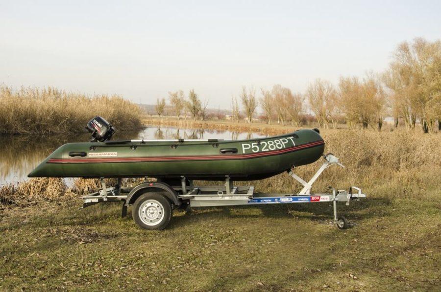 Автоприцеп для лодки ДОН Н4221