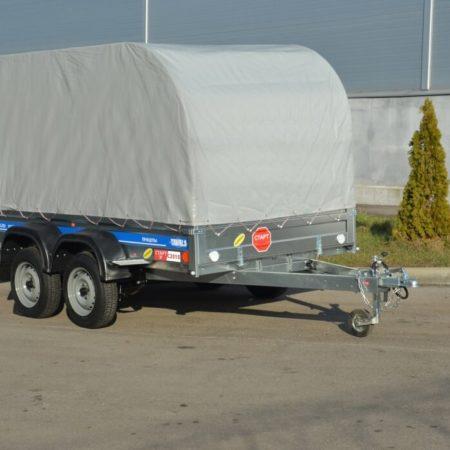 Автомобильный прицеп 2-х осный СТАРТ-2 С2515