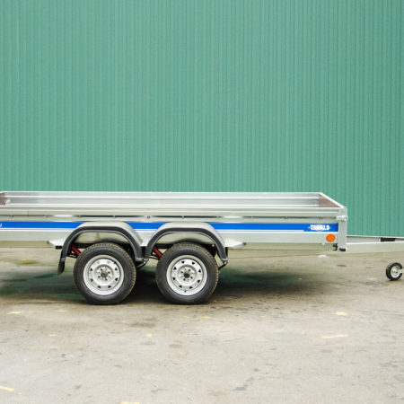 Автомобильный прицеп 2-х осный СТАРТ-2 С3515/14 (усиленный)