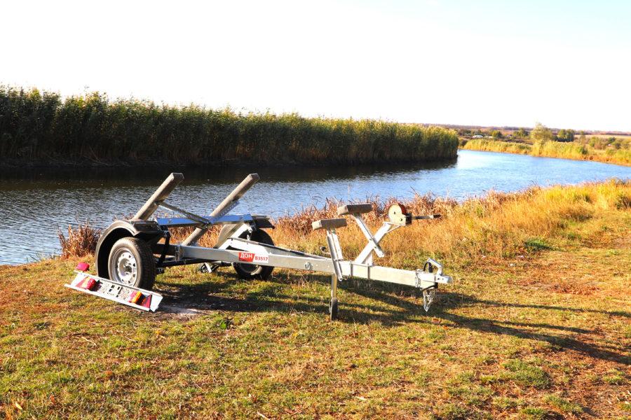 Автомобиль для лодки В3517