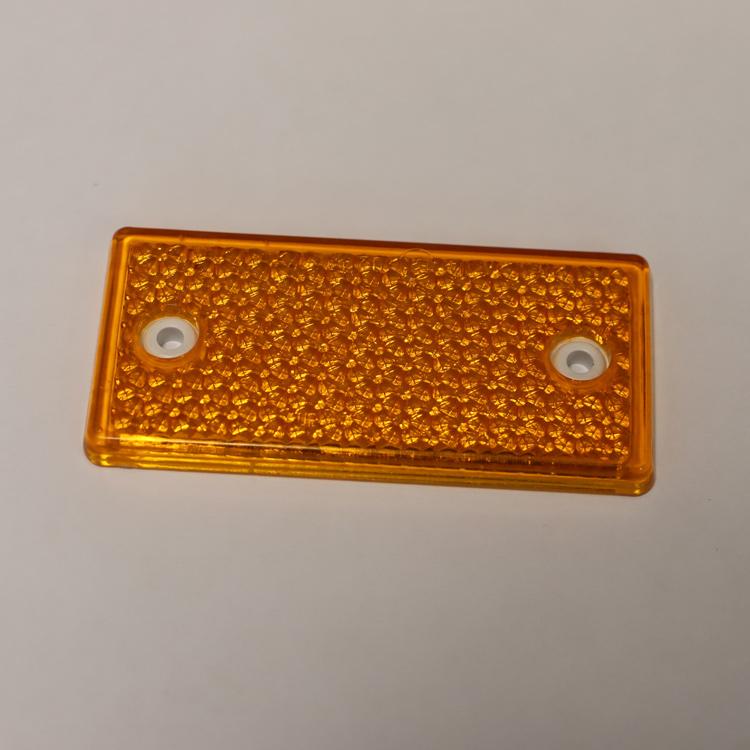 Светоотражатель оранжевый