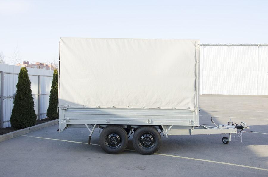 Автомобильный прицеп двухосный СТАРТ-3 Р3020/35