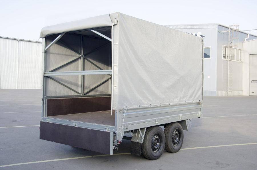 Тент для двухосного прицепа СТАРТ-3 Р3020/35
