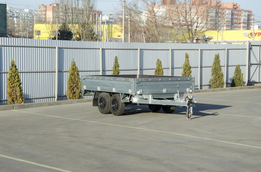 Автомобильный прицеп 2-х осный СТАРТ-3 Р3020/35